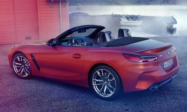 BMW Z4 2018 ใหม่ จะถูกเปิดตัวอย่างเป็นทางการในวันที่ 23 สิงหาคม 2561 รอชมความงดงามของรถหรูในฝันเร็วๆนี้