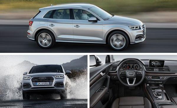 สมรรถนะที่มาพร้อมกับ Audi Q5 2018