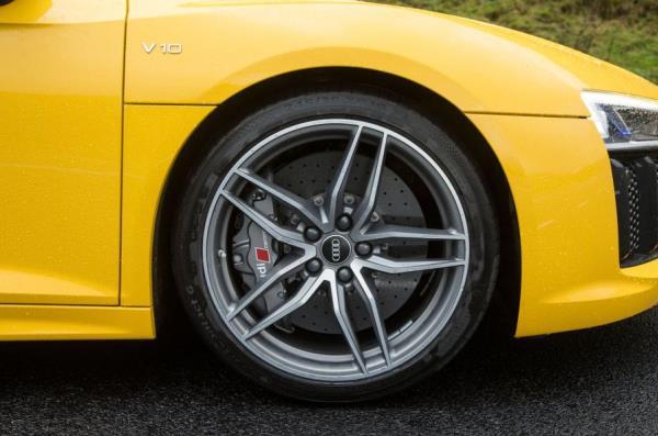 ดีไซน์ล้อรถของ Audi R8