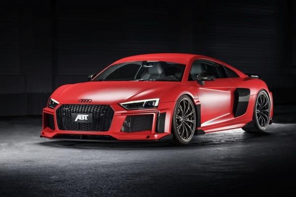 Audi R8 2018 กับการตกแต่งจากค่าย ABT