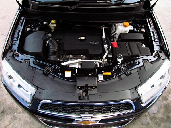 ความไม่เสถียรของอัตราเร่ง ใน Chevrolet Captiva
