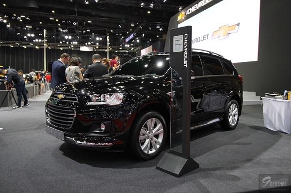 เครื่องยนต์  2.4 Chevrolet Captiva diesel