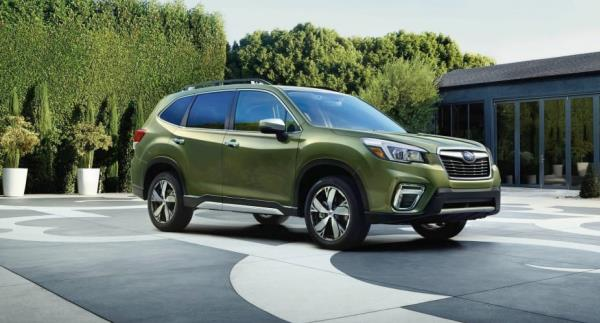 All New Subaru Forester 2019