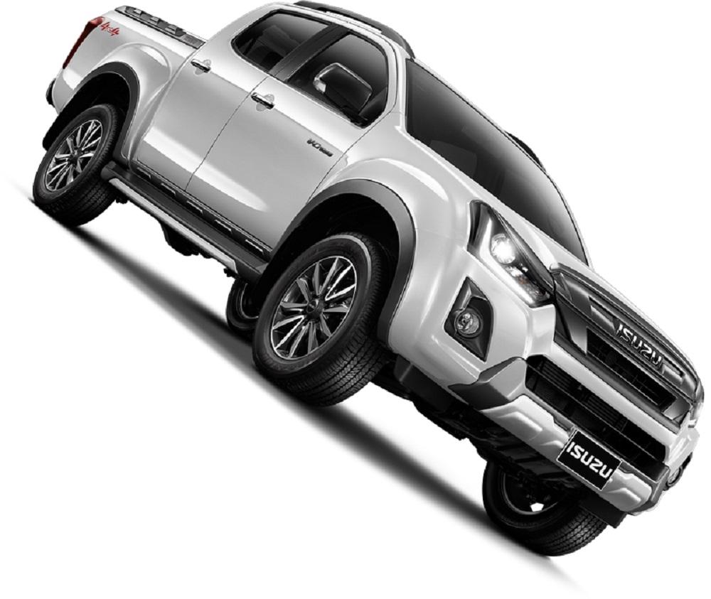 ราคา ISUZU V-Cross MAX 4X4 เริ่มต้นที่ 832,000 บาท