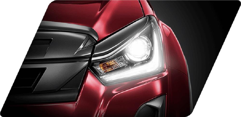 ไฟหน้าแบบ Bi-LED ให้แสงสว่างมากขึ้น และใช้พลังงานน้อยลง