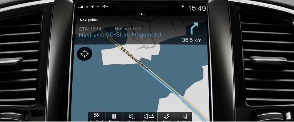 Sensus Navigation ให้การแนะนำเส้นทางในรูปแบบที่เป็นธรรมชาติ เชื่อมต่อกับแอพของระบบนำทางและบริการต่างๆ ผ่านระบบคลาวด์ได้อย่างราบรื่น