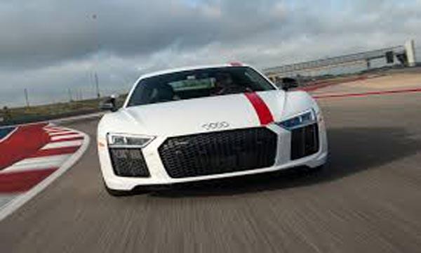 Audi R8 Coupe 2018