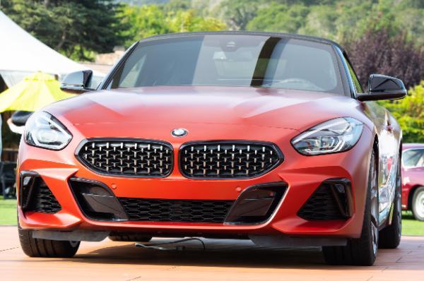 BMW Z4 2019 รุ่น M40iด้านหน้า