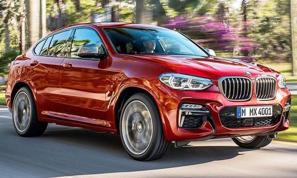 BMW X4 xDrive 20d M Sport