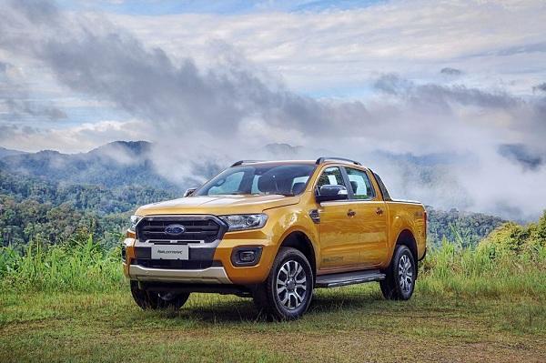 Ford Ranger Open Cab 2.2L XL+ 2018