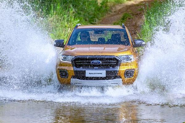 ความลงตัวกับหลากหลายไลฟ์สไตล์ในการขับขี่กับ Ford Ranger Open Cab 2.2L XL+ 2018