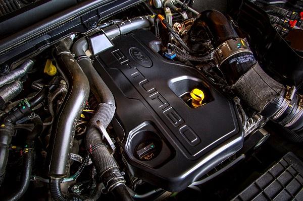 ขุมพลังใน Ford Ranger Open Cab 2.2L XL+ 2018