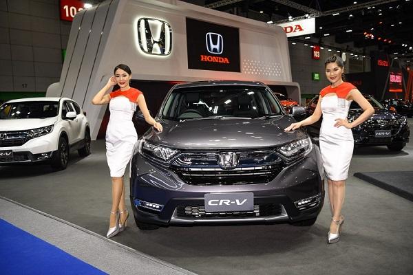 All New Honda CR-V 2018