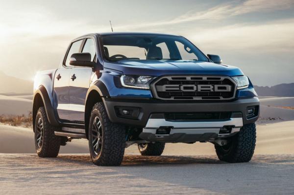 Ford ranger รถกระบะยุคใหม่