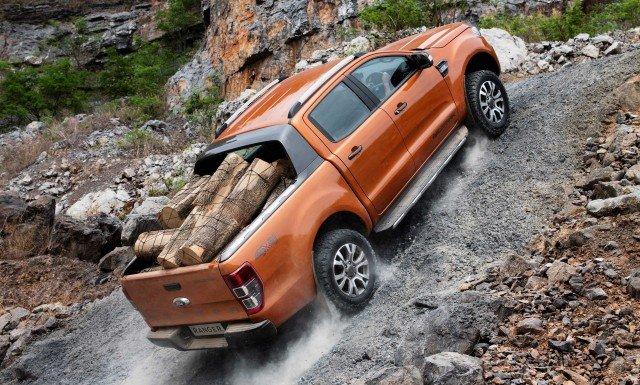 Ford ranger รถกระบะยุคใหม่ ดีจริงหรือไม่