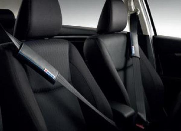ปลอกหุ้มเข็มขัด Seat Belt Pad