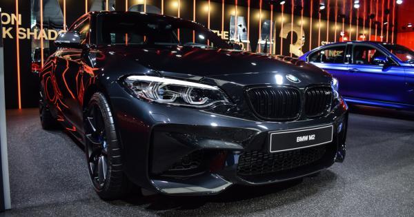 BMW M2 Edition Black Shadow 2018 พร้อมชุดแต่ง M Aerodynamics Package
