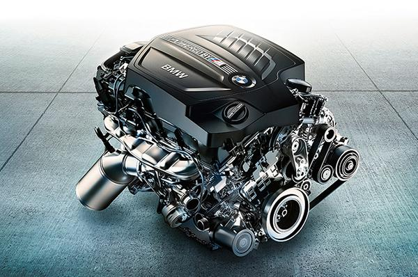 BMW M2 Edition Black Shadow 2018 เครื่องยนต์
