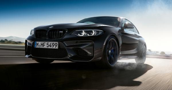 BMW M2 Edition Black Shadow 2018