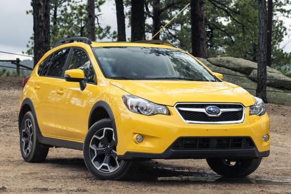 Subaru XV ปี 2015