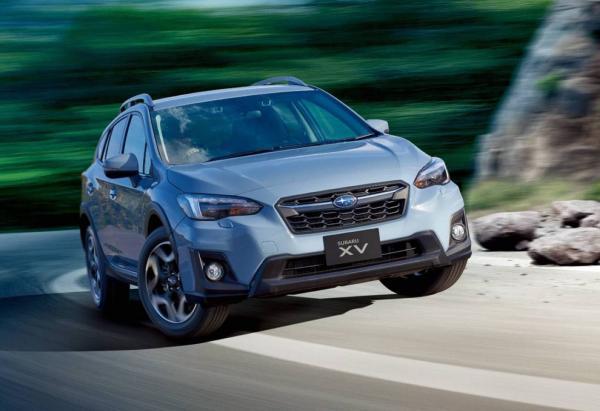 Subaru XV  ปี 2018