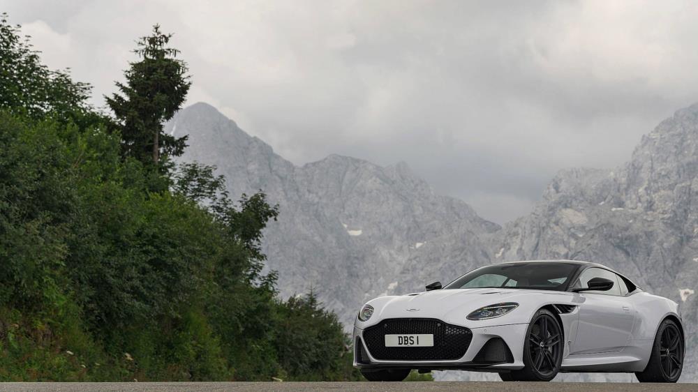 2019 DBS Superleggera ของ Aston Martin ตัวล่าสุด