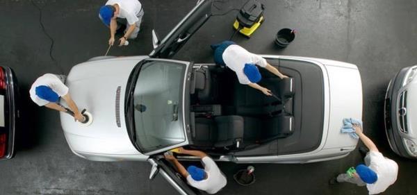 การดูแลรักษารถยนต์โดยผู้เชี่ยวชาญ
