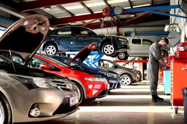 การเช็คและตรวจสภาพรถยนต์