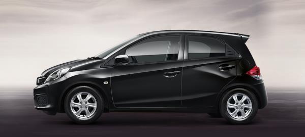 ดีไซน์ภายนอก Honda Brio 2018
