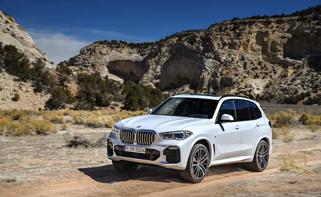 BMW X5 XDRIVE 45E IPERFORMANCE 2020