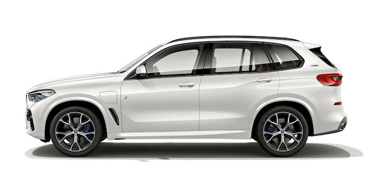 BMW X5 XDRIVE 45E IPERFORMANCE ด้านข้าง