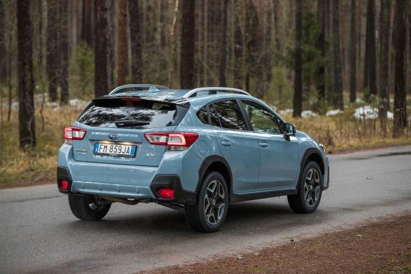 ดีไซน์ภายนอก Subaru XV