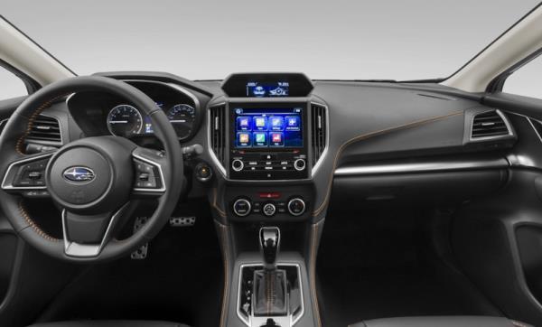 ดีไซน์ภายในและออฟชั่นต่างๆภายในของ Subaru XV