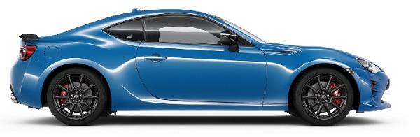 Toyota GT86 2019-2020