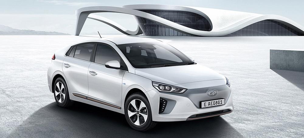 HYUNDAI IONIQ Electric รถยนต์พลังงานไฟฟ้า หรูหราดูดีในทุกมุมมอง แรงในทุกอัตราการเร่ง นุ่มนวลในทุกการขับขี่