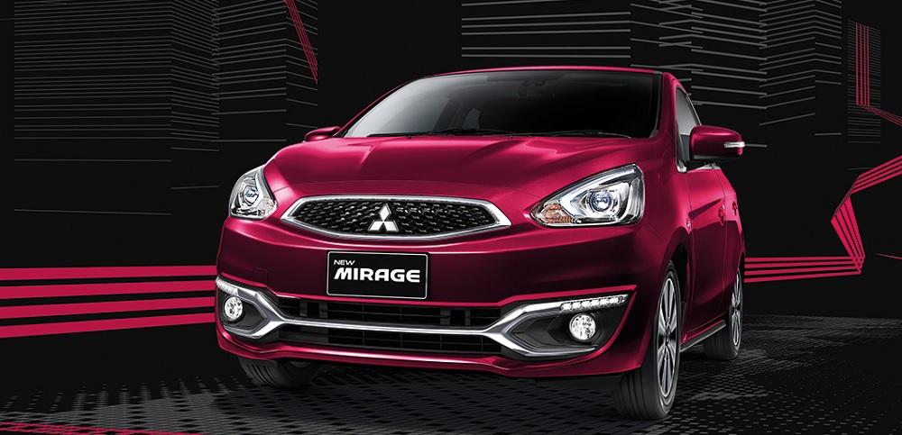 NEW Mitsubishi Mirage 2018 รถยนต์อีโคคาร์ที่มาพร้อมกับความแตกต่าง ด้วยดีไซน์โดดเด่นไม่เหมือนใคร