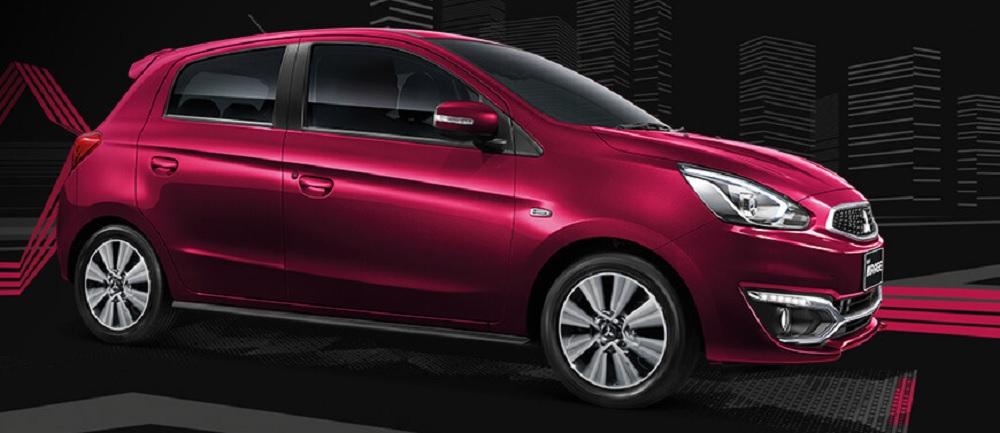 ราคา NEW Mitsubishi Mirage 2018 เริ่มต้นที่ 467,000 บาท