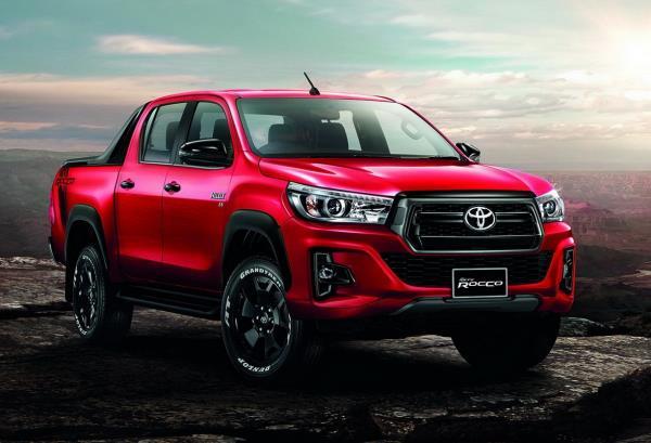Toyota Hilux REVO MY2018