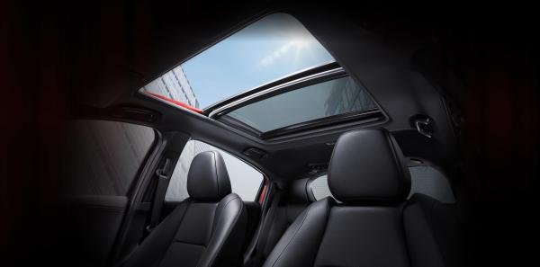 Honda HR-V 2018 sunroof