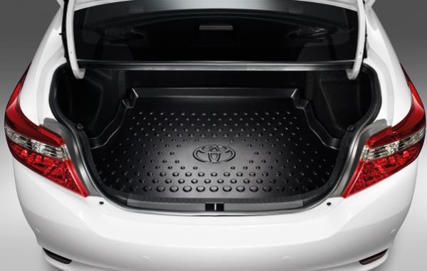 ถาดใส่ของท้ายรถ Toyota Vios 2018