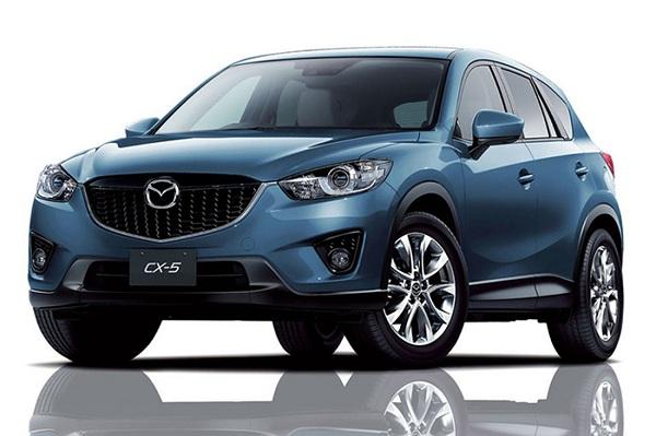ราคา  Mazda CX-5 มือสอง กับราคาที่น่าสนใจ