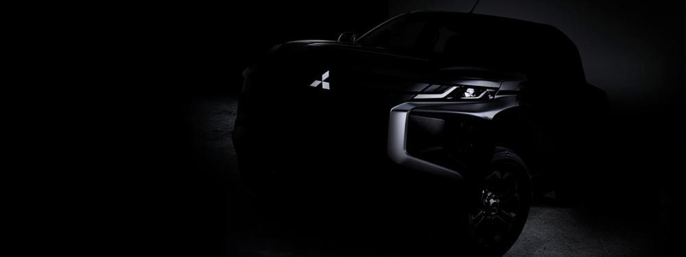 เผยภาพไมเนอร์เชนจ์ Mitsubishi Triton 2018