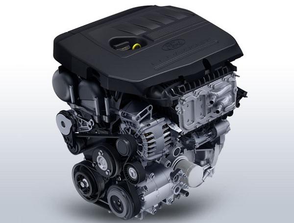 เครื่องยนต์EcoBoost® Turbo ขนาด 1.5 ลิตร