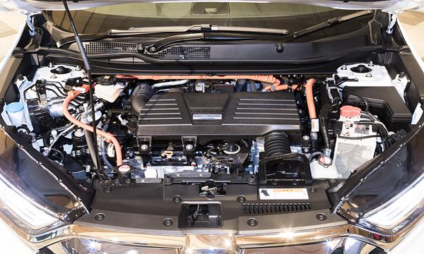 เครื่องยนต์ VTEC Turbo ขนาด 1.5 ลิตร ให้กำลังสูงสุด 190 แรงม้า