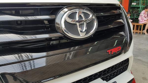 กระจังหน้า Toyota fortuner 2018
