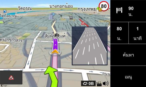 ระบบนำทาง Navigation System