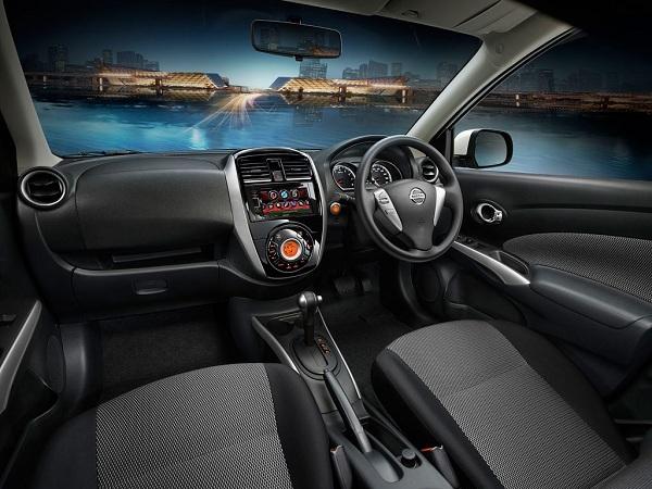 ระบบความเย็นใน Nissan Almera มือสอง