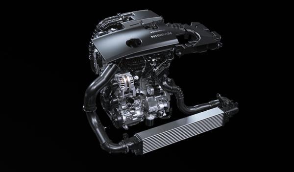 เครื่องยนต์ของ Nissan Teana