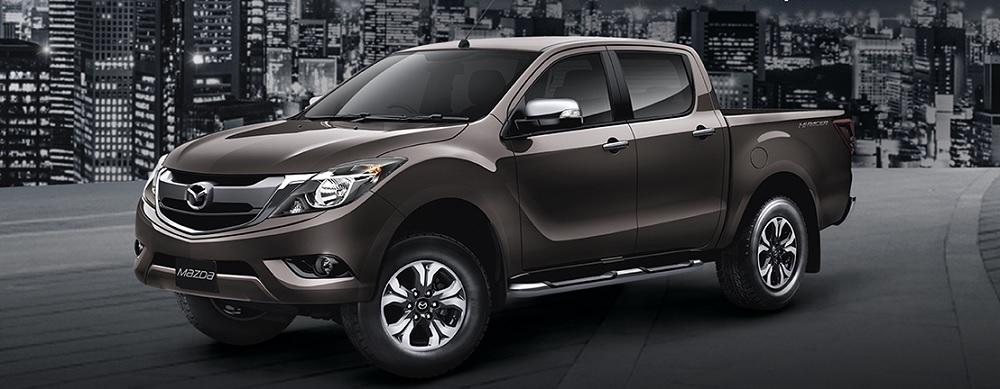 ราคา Mazda BT-50 PRO THUNDER  เริ่มต้นที่ 663,000 บาท