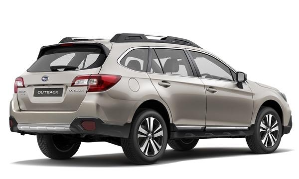 30 กันยายนนี้ พบกับ Subaru Outback 2018 ใหม่